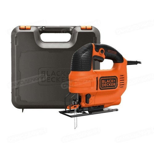 Электролобзик Black&Decker KS701PEK, 520 Вт