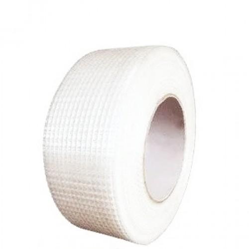 HAUSER лента для гипсокартонных плит белая 48мм х 90м  1000000287