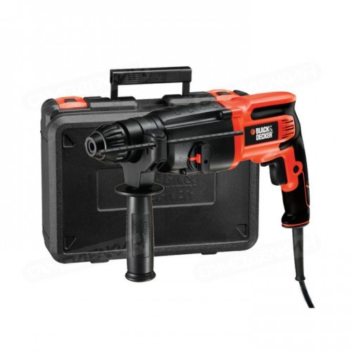 Перфоратор Black&Decker KD750KC