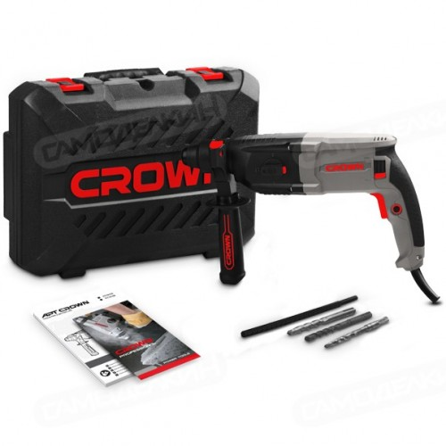 Перфоратор CROWN CT18108BMC