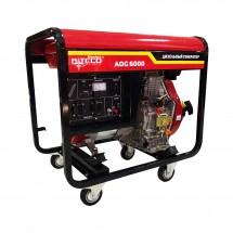 Дизельный генератор ADG 6000 (L) ALTECO