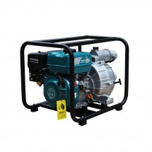 Мотопомпа бензиновая ALTECO Professional AWP80T - Вид 1