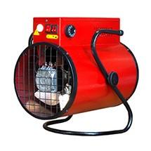 Тепловые пушки электрические профессиональные