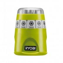 Набор бит Torx 10 предметов Ryobi RAK10TSD (5132002788)