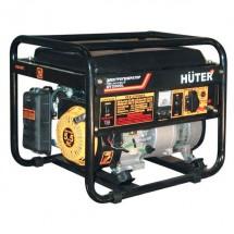 Портативный бензиновый генератор Huter DY2500L (64/1/3)