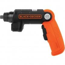 Аккумуляторная отвертка с фонарем Black&Decker BDCSFL20C