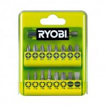Набор бит Ryobi RAK17SD 17 предметов (5132002550)