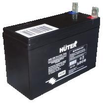 Аккумуляторная батарея АКБ 12В 7Ач Huter (64/1/54)