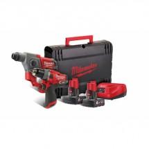 Набор инструментов Milwaukee M12 FPP2B-602X (4933459813)