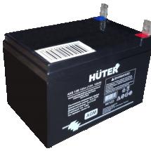 Аккумуляторная батарея АКБ 12В 12Ач Huter (64/1/23)