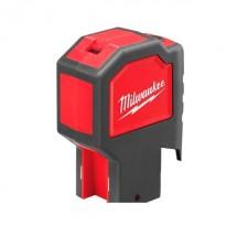 Аккумуляторный лазерный нивелир Milwaukee C12 BL2-0 (4933416240)
