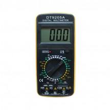 Мультиметр DT9205A (61/10/506)