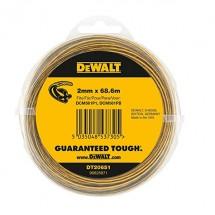 Леска для газонокосилки DeWALT DT20651-QZ