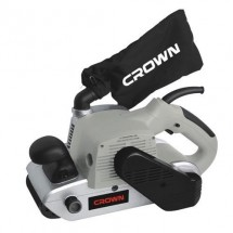 Ленточная шлифовальная машина CROWN CT13200