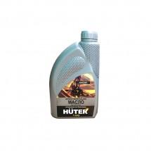 Масло цепное минеральное Huter 80W90 1 литр (73/8/2/1)