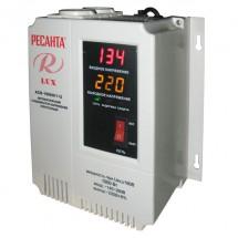 Стабилизатор напряжения Ресанта АСН-1000 Н/1-Ц Lux (настенный)