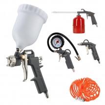 Набор окрасочного инструмента 5 предметов PATRIOT KIT 5A (830901060)