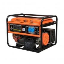 Генератор бензиновый Mateus MS01104H (6500E Home)