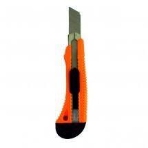 Нож с выдвижным лезвием 18 мм Вихрь