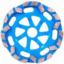 Круг шлифовальный DiStar Grindex 125/22,23 (16915387010)