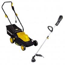 Набор инструмента по уходу за садом Huter (ELM-1400T+ GET-1200SL)