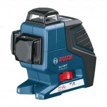 Построитель плоскостей Bosch GLL3-80 + BM1 + LR2 + L-BOXX 060106330A