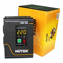 Стабилизатор напряжения HUTER 400GS (63/6/12)