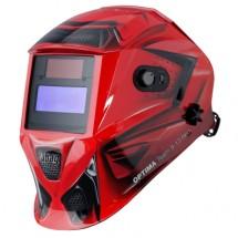 Маска сварочная Fubag OPTIMA 9-13 TEAM RED (38075)