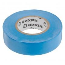 Изолента ВИХРЬ (15mm*10m*0,15mm) синий (73/3/3/2)