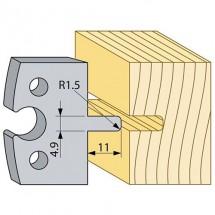 Строгальный нож Logosol 94675 HSS