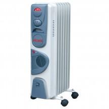 Масляный радиатор РЕСАНТА ОМ-7НВ с тепловентилятором