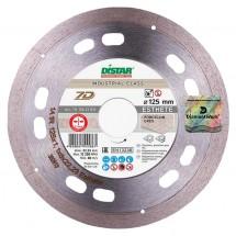 Диск алмазный сплошной по керамике DiStar Esthete 125х22.2 мм для УШМ 11115421010