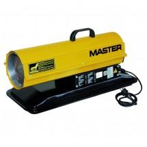 Жидкотопливный нагреватель воздуха Master B 70 CED (4011.819)