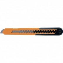 Нож Sparta 9 мм, выдвижное лезвие, пластиковый усиленный корпус (78906)
