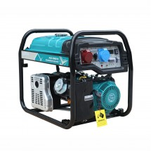Бензиновый генератор ALTECO AGG 8000TE DUO