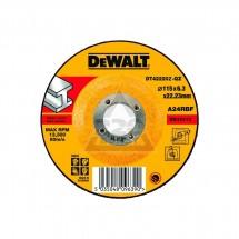 Круг шлифовальный DeWALT DT42320Z-QZ 125*6.3*22.23 мм