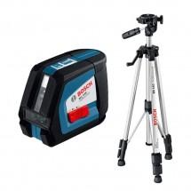 Построитель плоскостей GLL 2-50 + BS 150 Bosch 0601063105