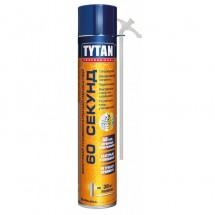 TYTAN пена-клей ПРОФ быстрый, универсальный, 60 сек, 750 мл 10033911