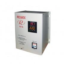 Стабилизатор напряжения Ресанта АСН-10000 Н/1-Ц Lux (настенный)