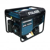 Генератор бензиновый STALKER SPG 7000E (N)