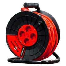 Удлинитель 1.5мм 50м Magnetta PEC50-3X1.5-A