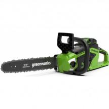 Пила цепная Greenworks GD40CS15 (2005707)