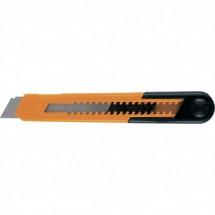 Нож Sparta 18 мм, выдвижное лезвие, пластиковый усиленный корпус (78907)