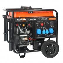 Генератор бензиновый PATRIOT GP 15010ALE (474101810)