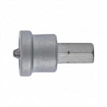 Бита Сибртех PH2 x 25 мм с ограничителем для ГКЛ, 2 шт, CrMo (11460)