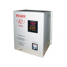 Стабилизатор напряжения Ресанта АСН-8000 Н/1-Ц Lux (настенный)