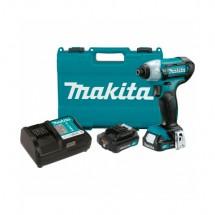 Аккумуляторный шуруповерт Makita TD110DWAE