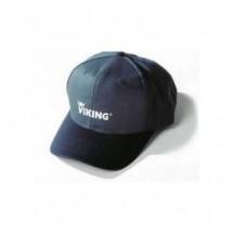 Удобная легкая кепка зеленого цвета с логотипом VIKING