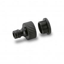 Штуцер для систем полива Karcher G3/4, G1 ВР 19 мм