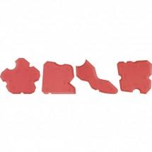 Набор эластичных шпателей для формирования швов Matrix 4 предмета (85837)